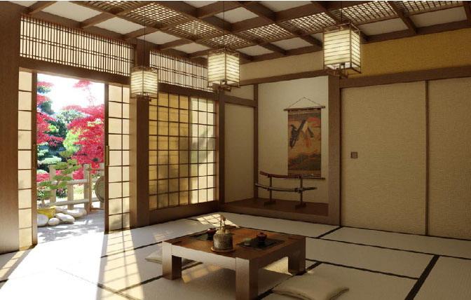 Download Kostenlose Dmodelle With Japanisches Wohnzimmer