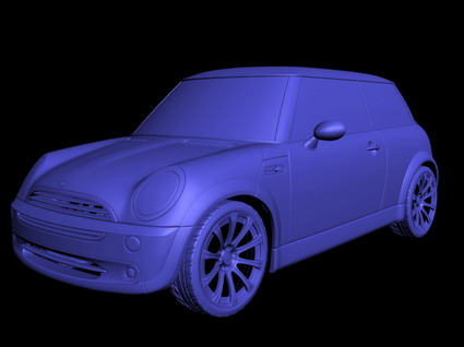 mini bmw modelle 3d model download free 3d models download. Black Bedroom Furniture Sets. Home Design Ideas