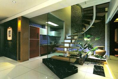 Schlagwörter: Szene Interior, Interior Design, Home Dekorieren, Home  Design, Villa, Haus, Flur, Treppenhaus, Moderner Stil, Landschaft, Die  Material, ...