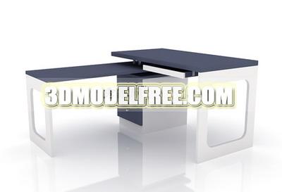 Schreibtisch 3d modell 3d model download free 3d models for Schreibtisch 3d modell
