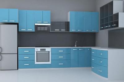 Passen sie die 3d modell der blauen k rper des kabinetts for Lampen 3d modelle