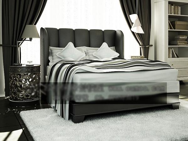 Im europ ischen stil boutique bett zusammen 3d modelle for Bett modelle