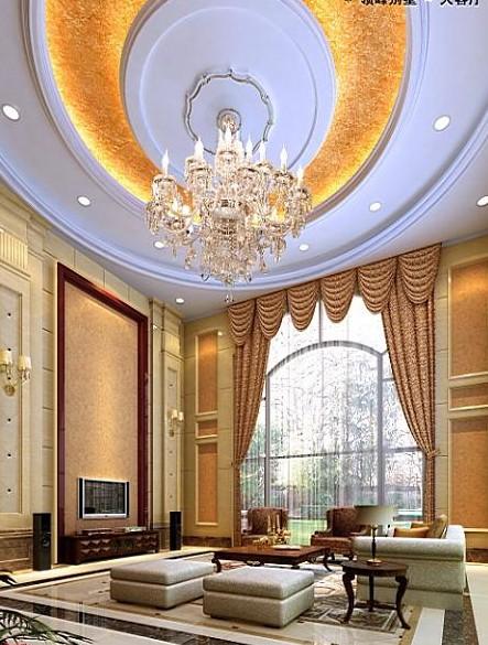 villa wohnzimmer:Living Room 3D Model