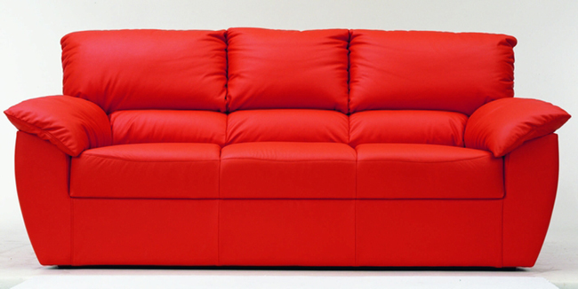 3d modelle ber den weichen roten sofa mit material 3d. Black Bedroom Furniture Sets. Home Design Ideas