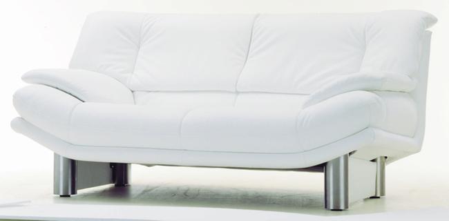 soft wei en stoff sofa 3d modell der doppelten. Black Bedroom Furniture Sets. Home Design Ideas