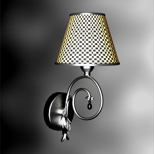 Rustikale plaid gewebt wand 3d modell 3d model download for Lampen 3d modelle