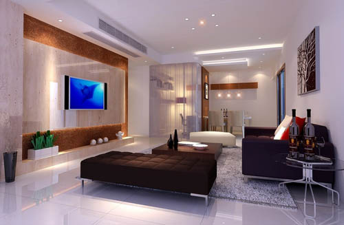 Simple Mode Design Wohnzimmer 3d Model Download Free 3d