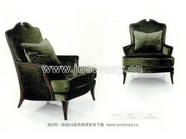 Black super weiches Sofa Stuhl