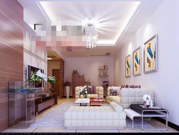 helle und ger umige wohnzimmer modell 3d model download