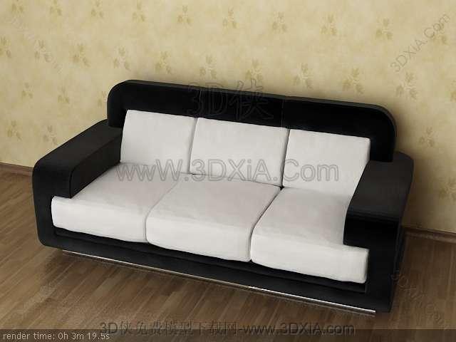 multiplayer tuch kunst sofa 3d modelle 1 3d model download. Black Bedroom Furniture Sets. Home Design Ideas