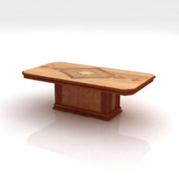 Kostenlose 3d modelle von europa m bel 3d model download for Schreibtisch 3d modell