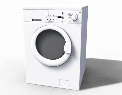 waschmaschine 3d modell 5 3d model download free 3d. Black Bedroom Furniture Sets. Home Design Ideas