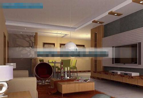 whole holzm bel stilvolles wohnzimmer 3d model download free 3d models download. Black Bedroom Furniture Sets. Home Design Ideas