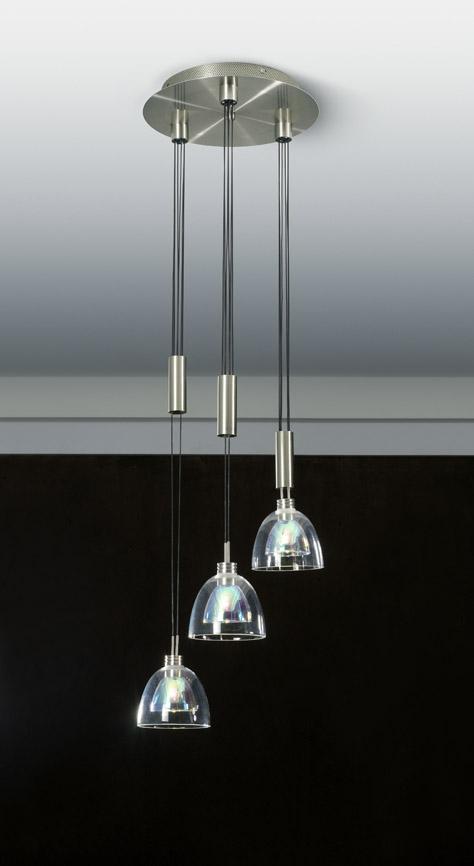 Kombination von einfachen klaren kronleuchter 3d model for Lampen 3d modelle
