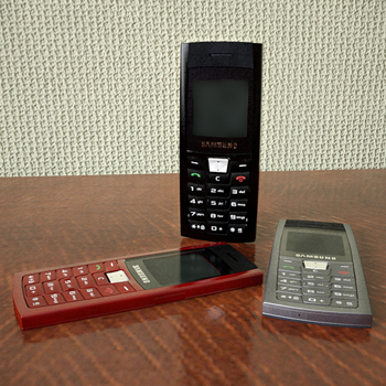 Ultra-d¨¹nne Cell PhoneModel