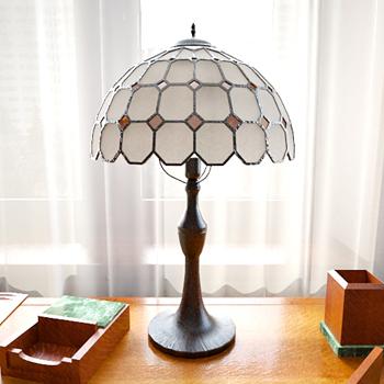 Einfache kunst der tiffany stil tischlampe 3d modell 3d for Lampen 3d modelle