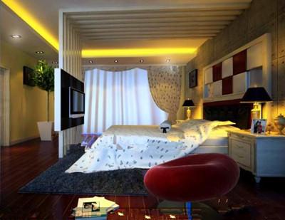 Modern und stilvoll Luxus Schlafzimmer 3D Model Download ...