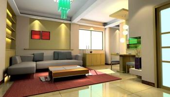 Moderne kleinen Raum Wohnzimmer 3D Model Download,Free 3D ...