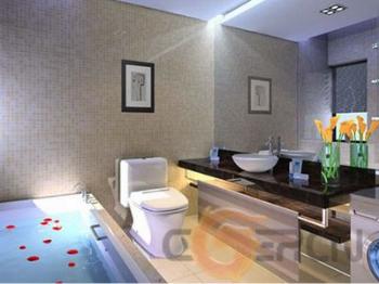 Einfaches Badezimmer 3D Modell