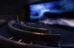 3D-Kino Theater Modell