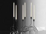 Romantisches Candle-Lampen 3D-Modell