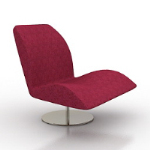 Red Armchair Stuhl