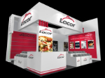 Merchandise Stand 3D-Modell Material