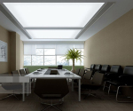 Meeting Room 3D-Modell des Fensters