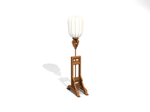 Chinesische lampen 5 3d model download free 3d models for Lampen 3d modelle