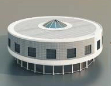 Coliseums / Architectural Model -21