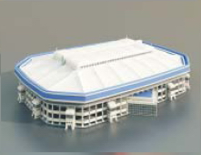 Stadion / Architectural Model-52