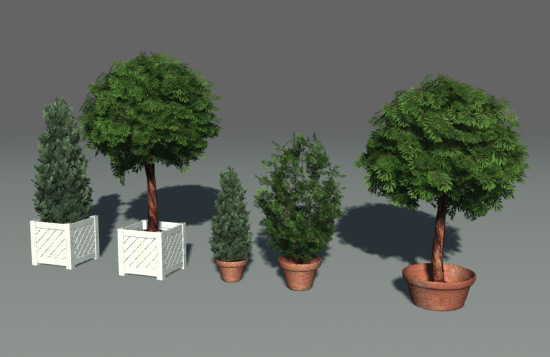 park pflanzen b ume 3d model download free 3d models download