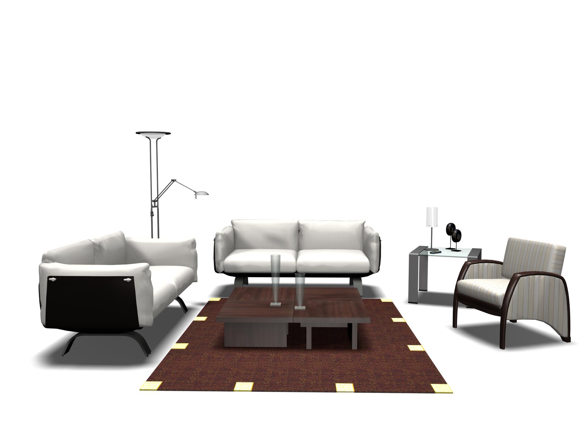 3D Möbel Download - Design